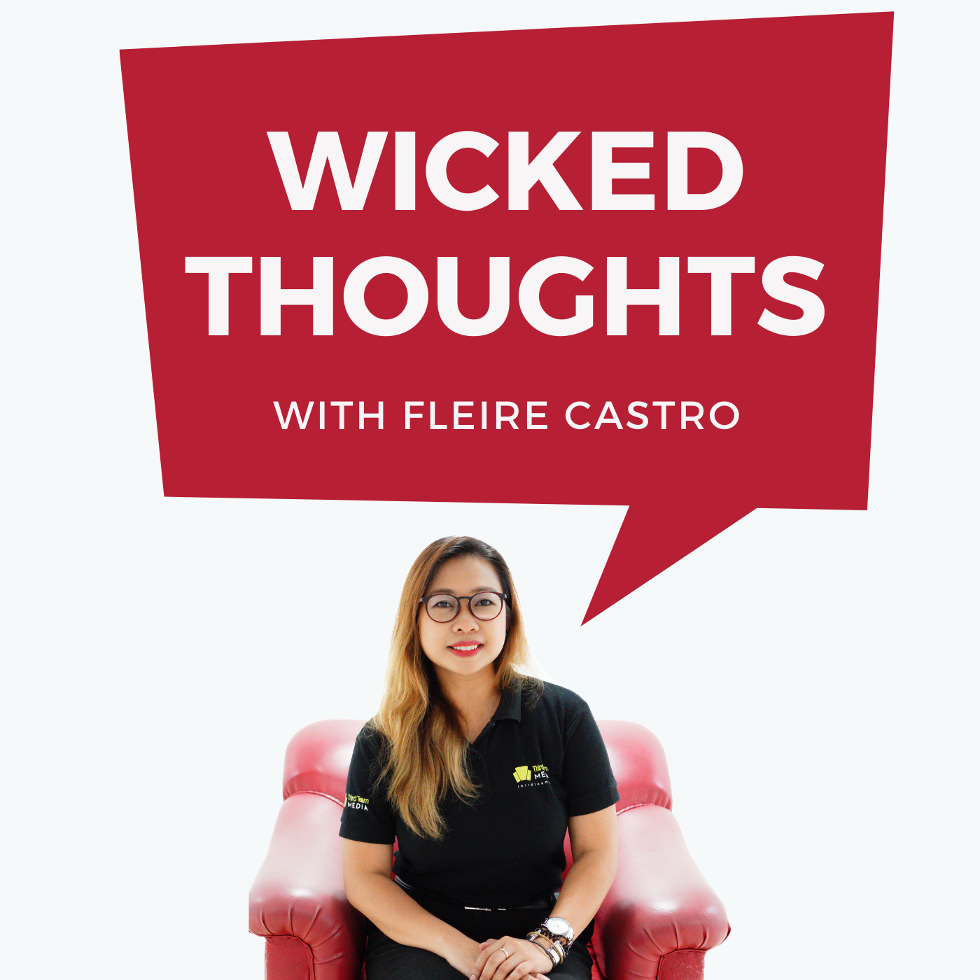 Wicked Thoughts with Fleire Castro show art