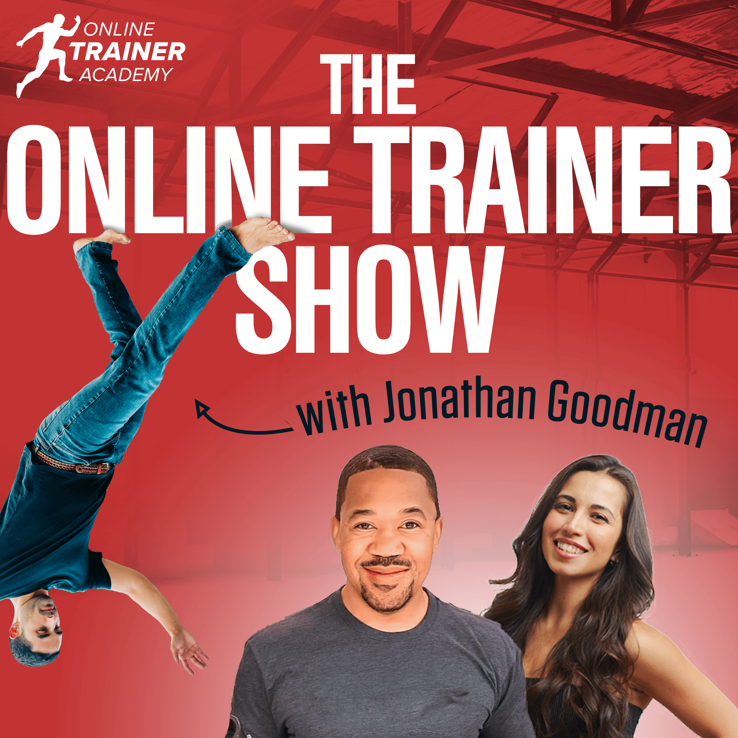 The Online Trainer Show show art