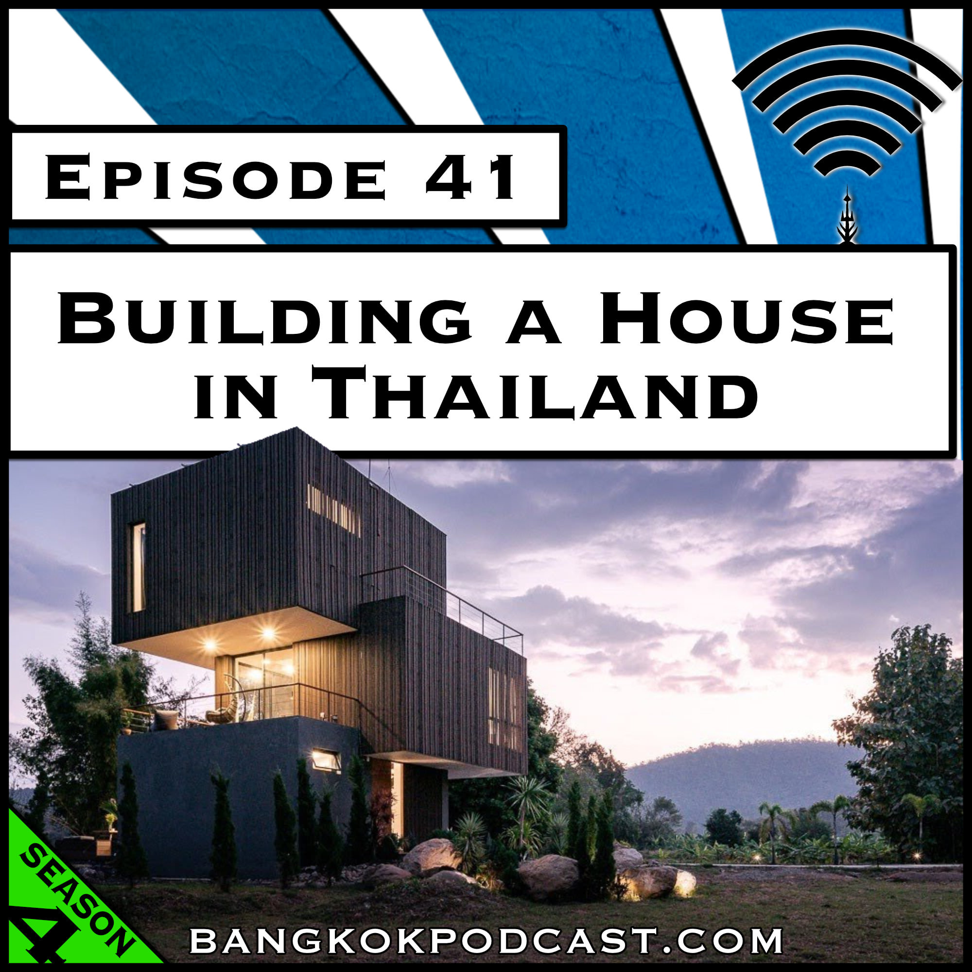 Building a House in Thailand [Season 4, Episode 41]