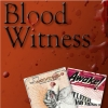 Cover for 'Blood Witness'