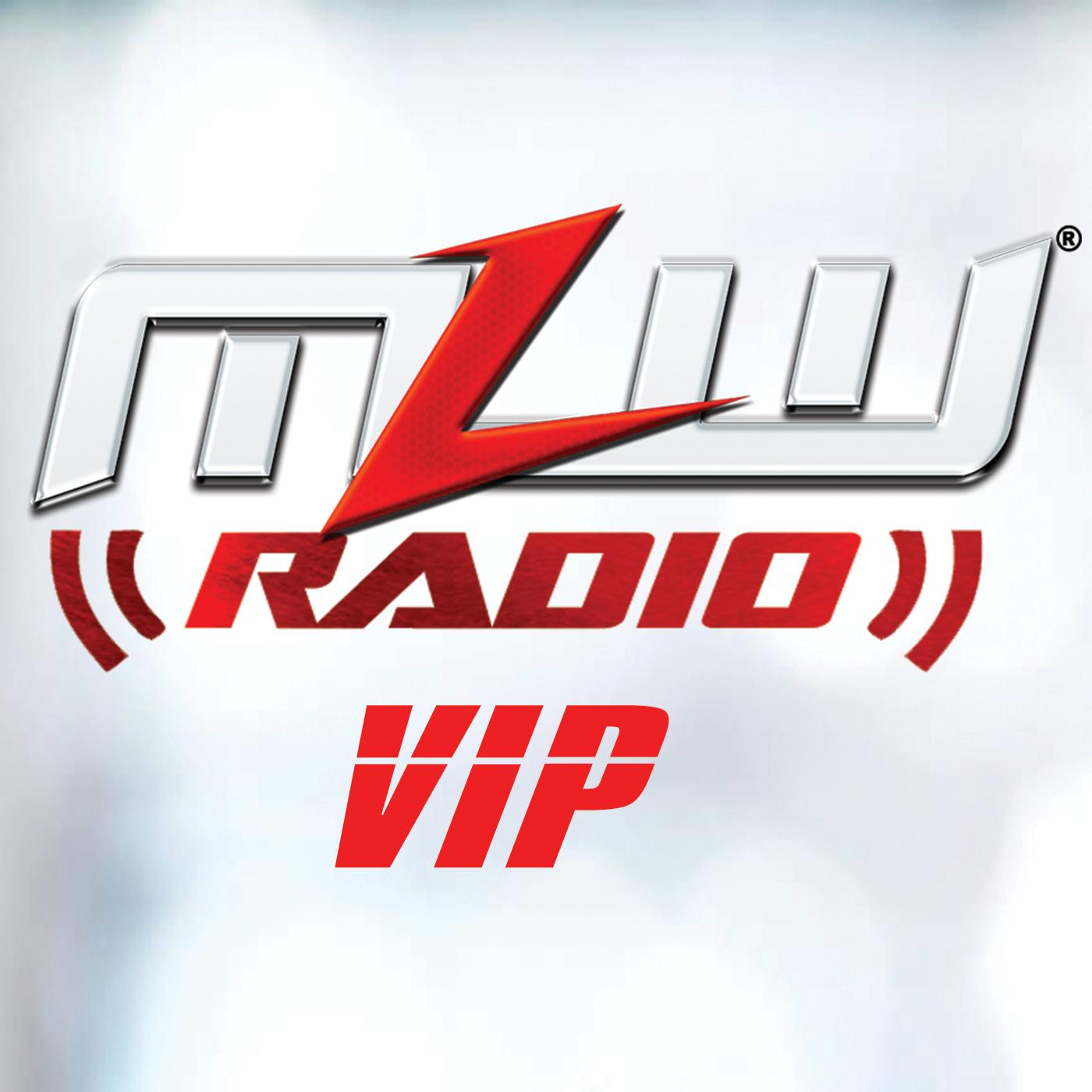 MLW VIP show art