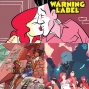 Artwork for Webcomics: Reviews of Everblue, Handrava, and Warning Label