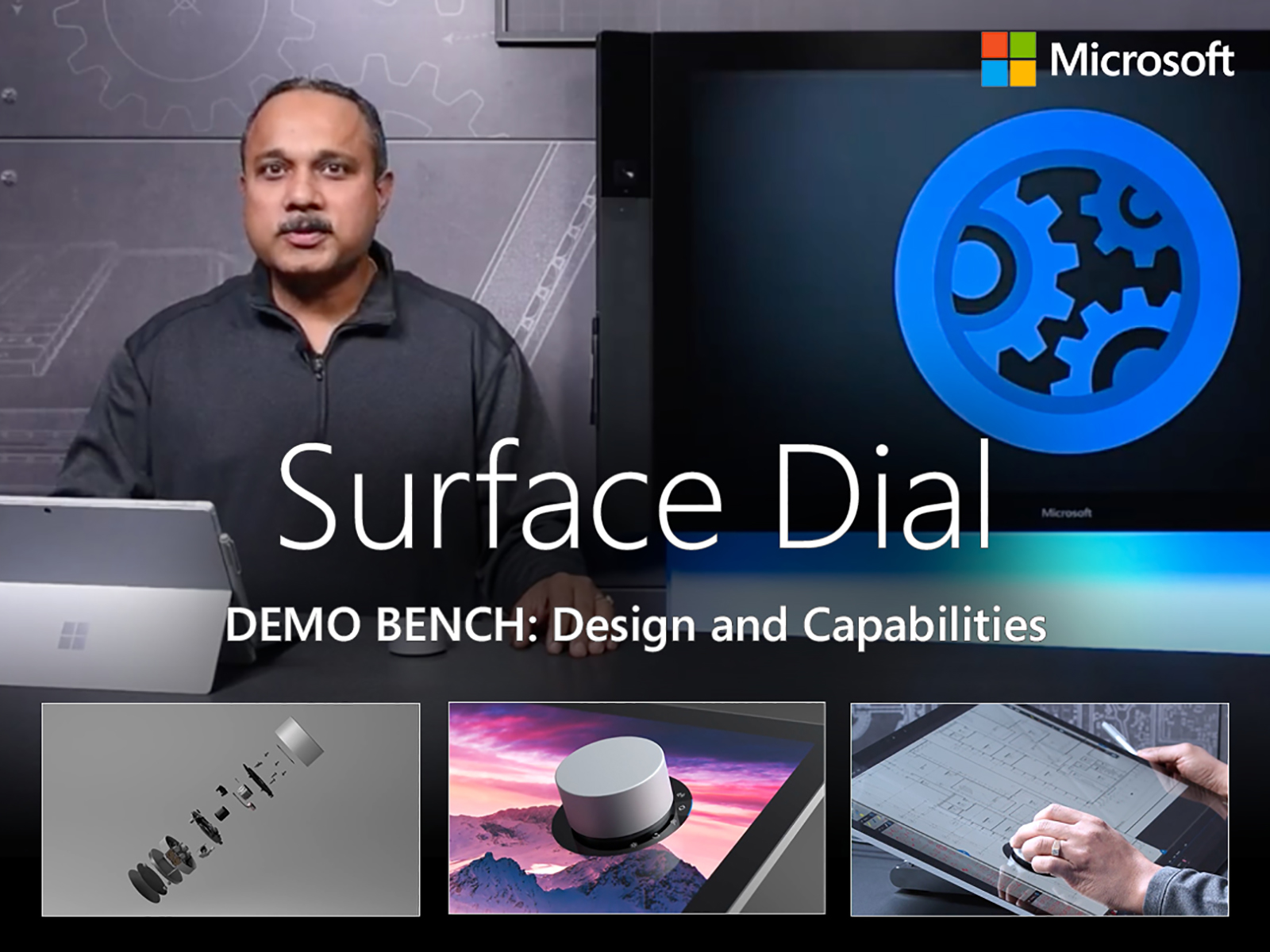 Artwork for The design and capabilities of the new Surface Dial