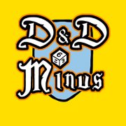Artwork for D&D Minus Episode 1