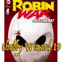 Artwork for 19: Robins Are At War!
