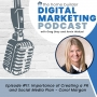 Artwork for Episode #11: Importance of Creating a PR and Social Media Plan - Carol Morgan