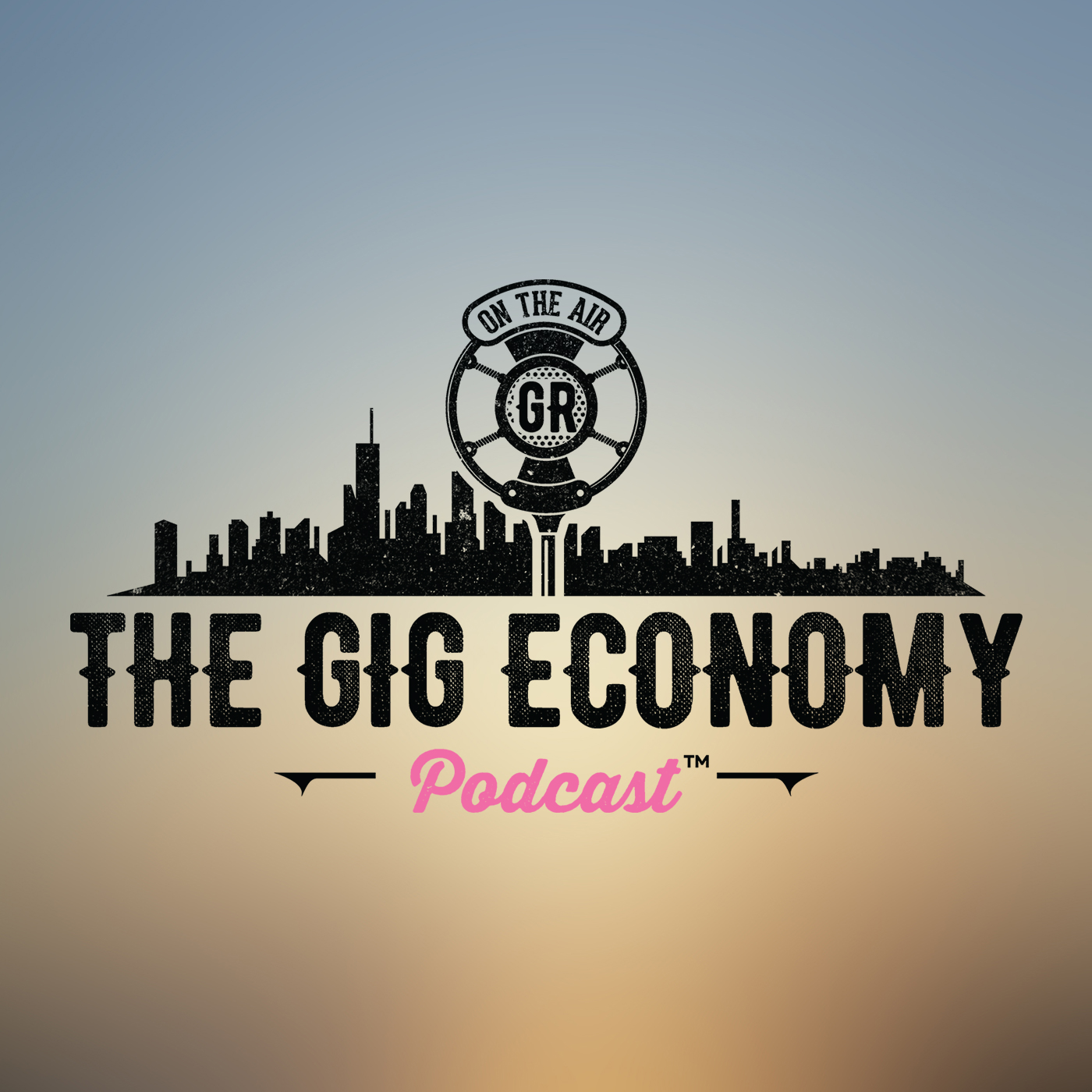 The GIG Economy Podcast show art