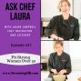 Artwork for Ask Chef Laura Campbell