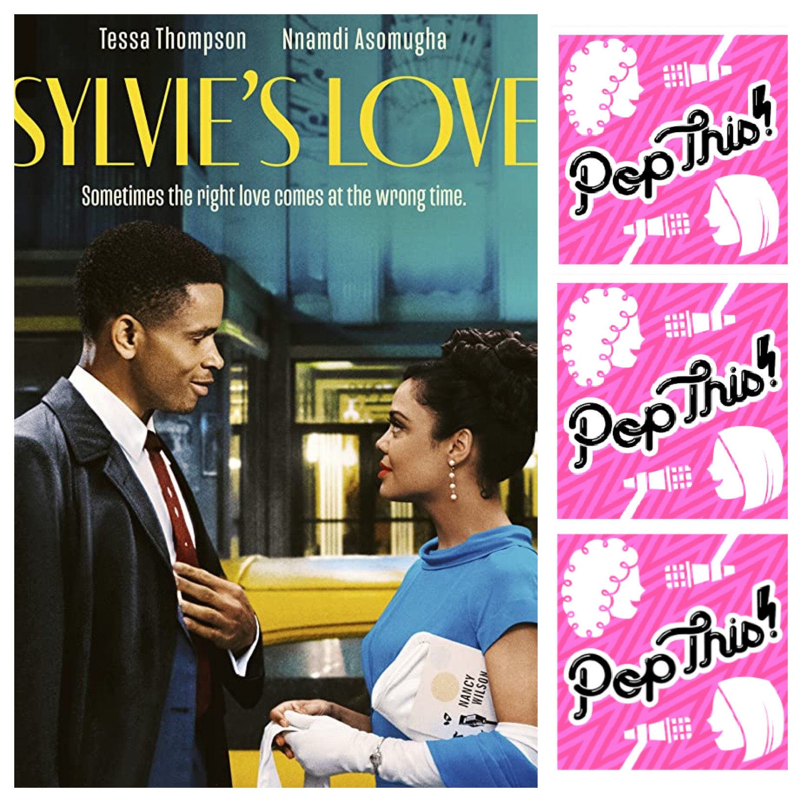 Pop This! Podcast Episode 268: Sylvie's Love