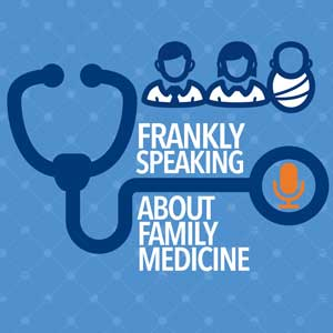 Artwork for Preventing Opioid Dependence While Effectively Treating Pain - Frankly Speaking EP 89