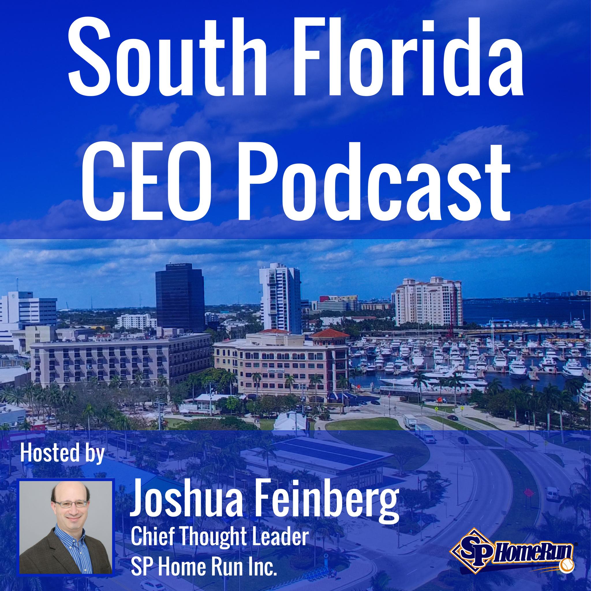 South Florida CEO Podcast show art