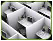La taille, c'est important!: Besoins en matière d'espace de travail pour le travail de bureau
