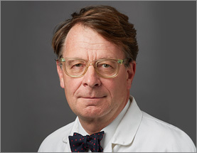 Infectious Diseases Expert Dr. James Shepherd Offers Global Perspective
