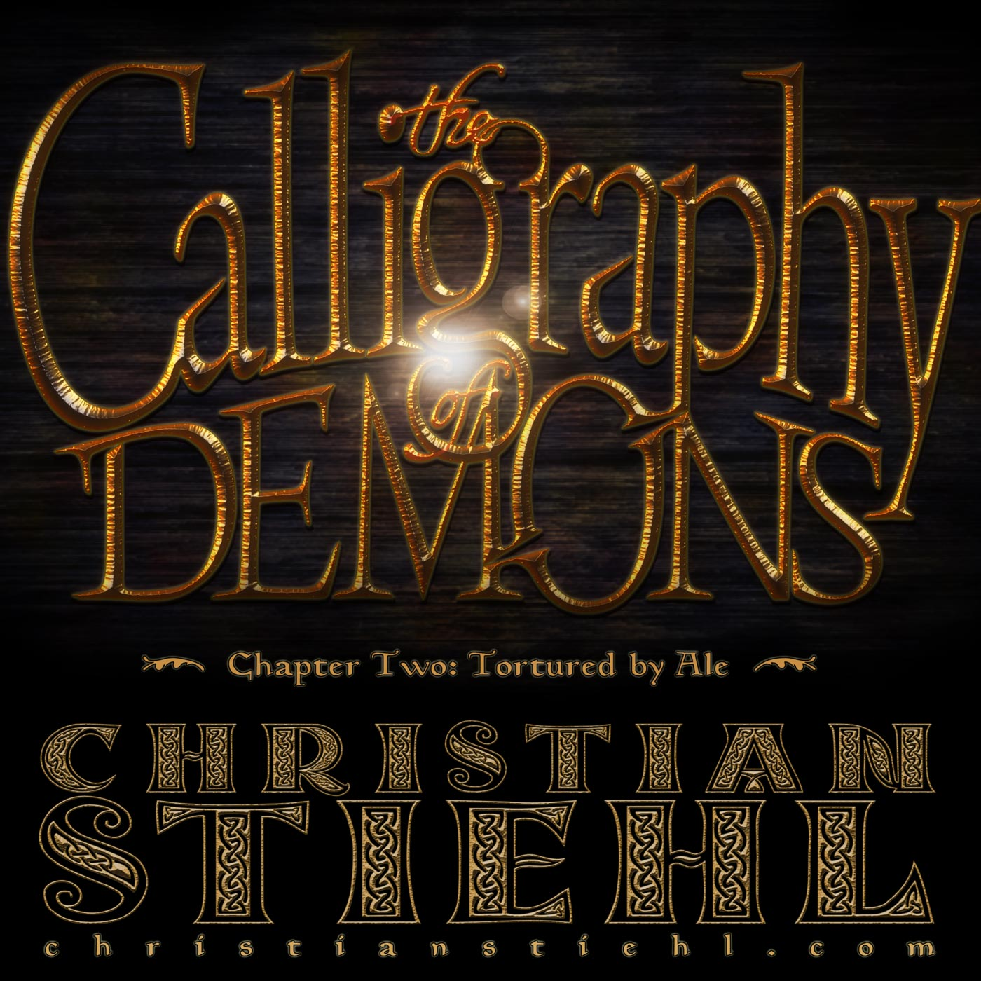 Ch02 The Calligraphy of Demons - Tortured by Ale