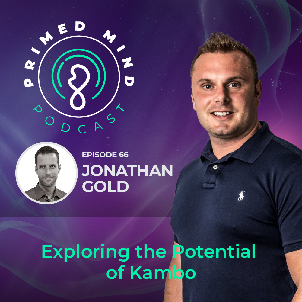 066 - Jonathan Gold - Exploring The Potential Of Kambo