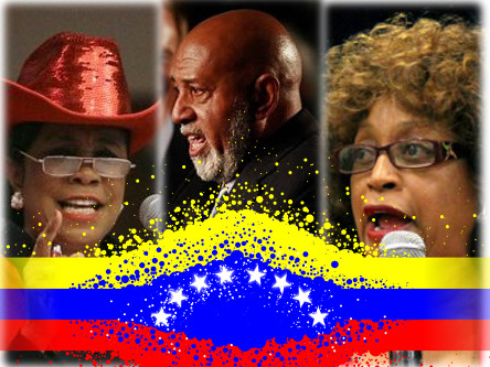 Black Caucus Members Shame Themselves, as South America Warns U.S. Not to Sanction Venezuela