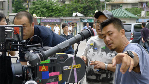 Max Wang - Taiwanese Director of Photography