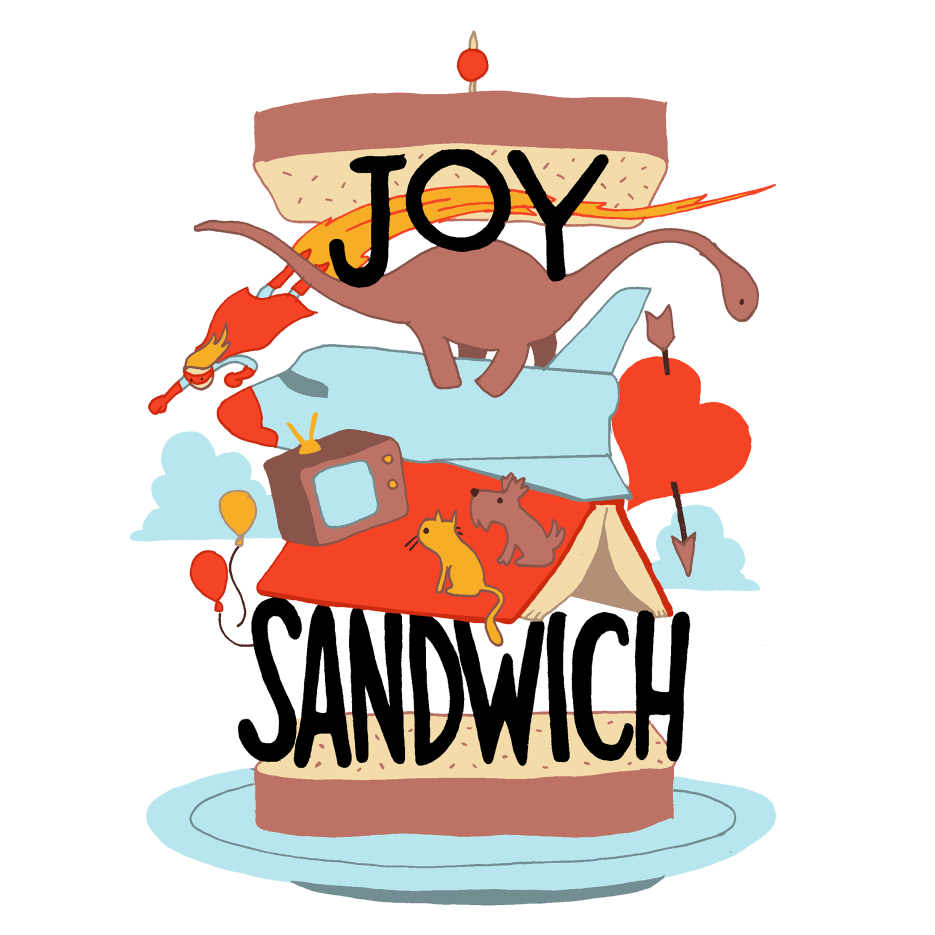 Artwork for Episode 070: Most Joyful Things and Top 5 Movies of 2016