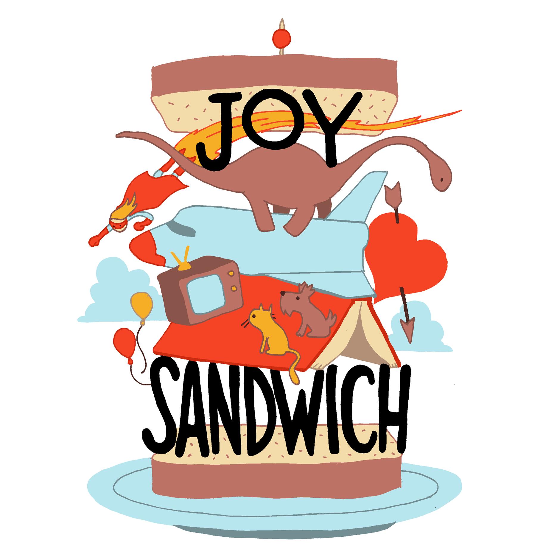 Artwork for Episode 058: Why Joy?