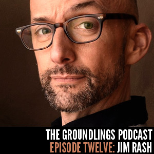 The Groundlings Podcast 12: Jim Rash