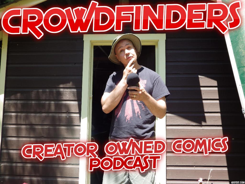 Crowdfinders's podcast logo