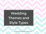 Artwork for #30 - Wedding Themes and Style Types