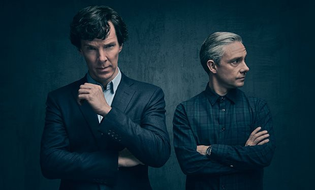 Episode 420: Sherlock - S4E3 - The Final Problem