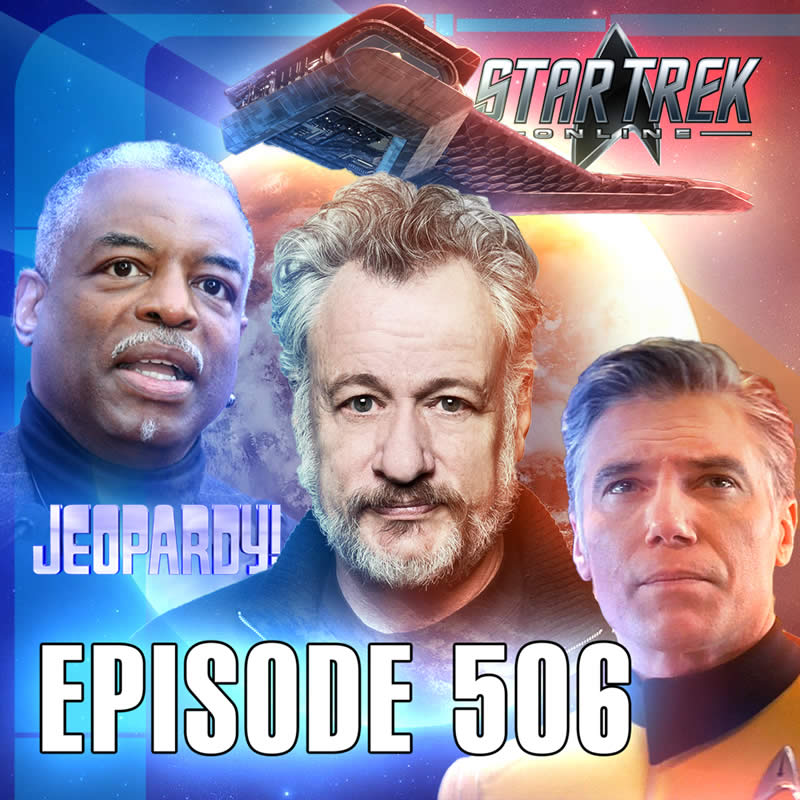 506 - Frigates, De Lancie, and Jeopardy!