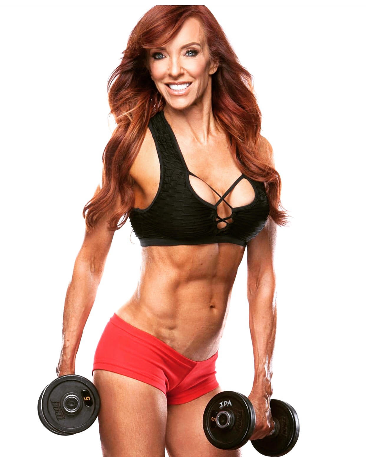 women body builders
