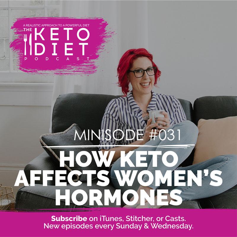 How Keto Affects Women's Hormones with Ali Miller