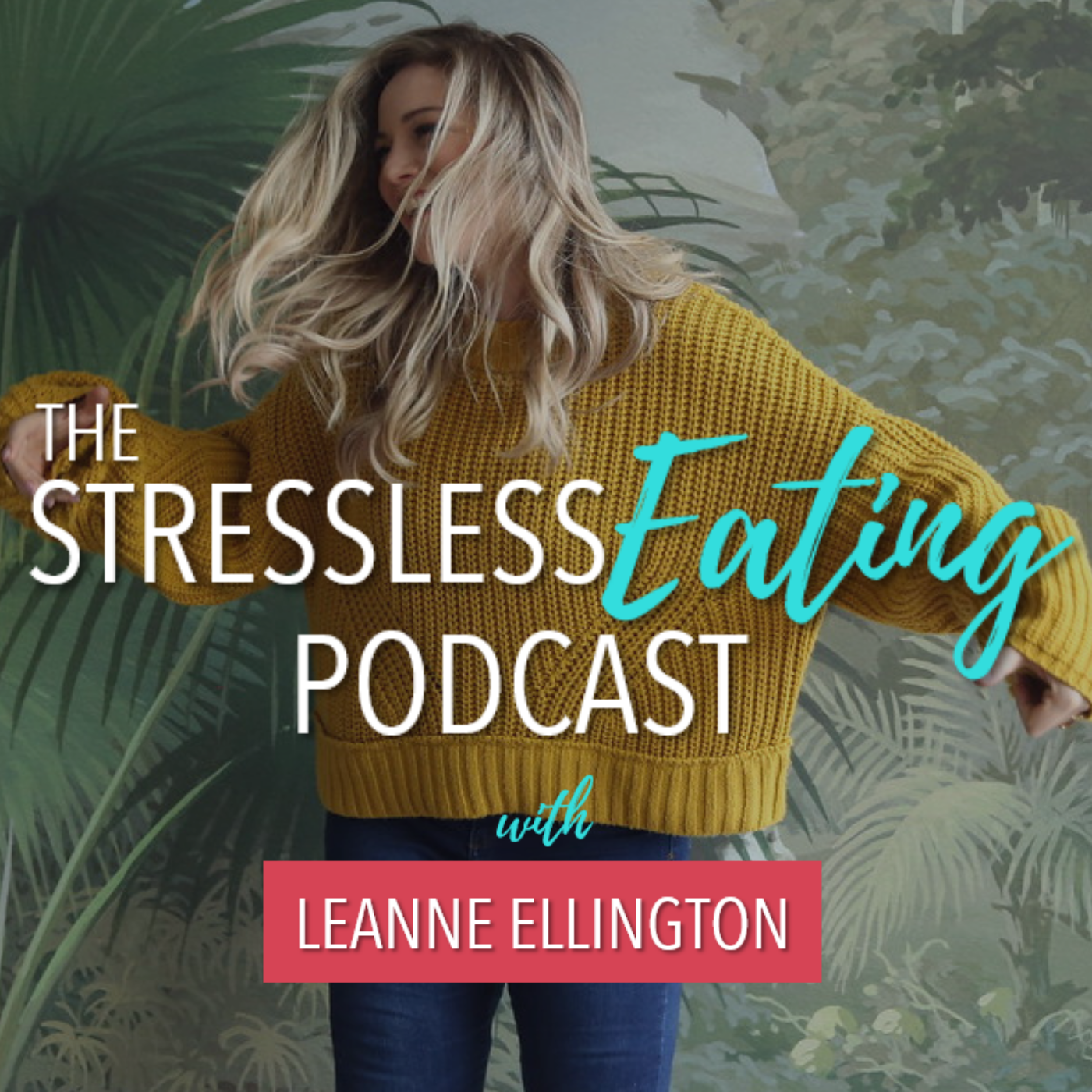 S02E01: Stressless Eating: Past, Present, and Future