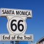 Artwork for 41. END OF THE ROAD  - The Santa Monica Pier with Dan Rice