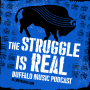 Artwork for The Struggle Is Real Buffalo Music Podcast - Episode 8 - Joe Iannello of The Lady, or the Tiger?