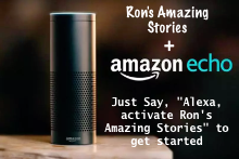 The RAS is now on the Amazon Echo