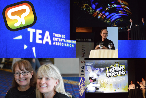tspp #301- Theas/TEA Summit pt.2- Joe Lanzisero, Futuroscope, Grand Hall & Ratatouille! 5/21/15
