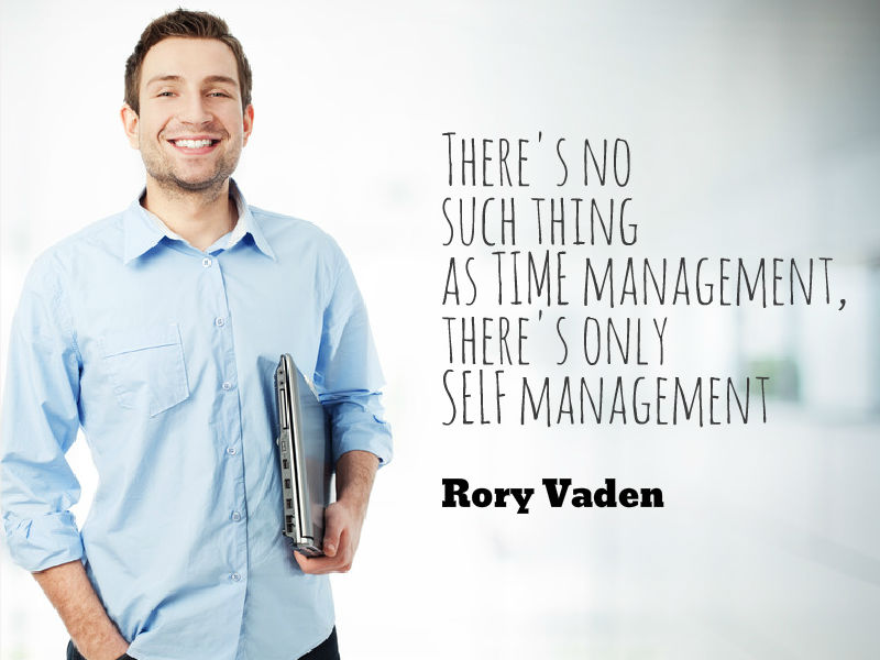 """The Emotions of Time Management"" with Rory Vaden"