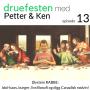 Artwork for DF 13: Øystein Rabbe: idol-kaos, burger, livsfilosofi og digg canadisk rødvin.