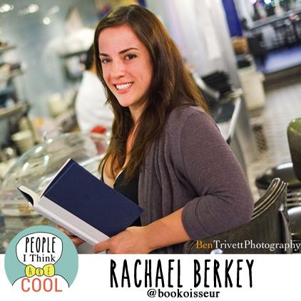 Ep. 20 Rachael Berkey