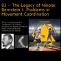 Artwork for 93 – The Legacy of Nikolai Bernstein I: Problems in Movement Coordination