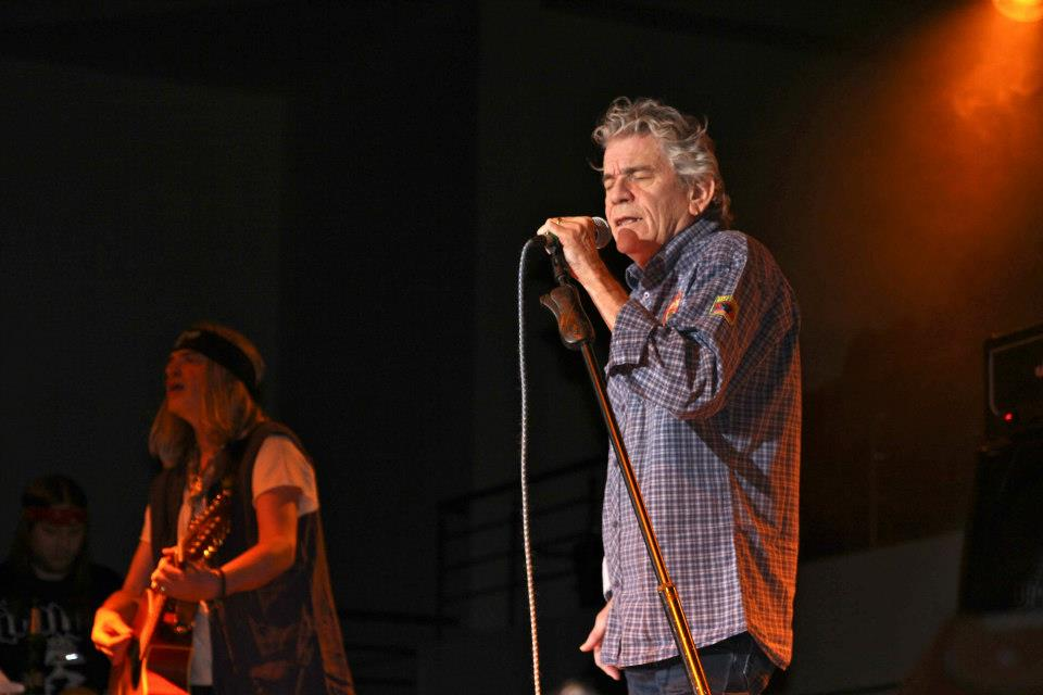 Nazareth's Dan McCafferty