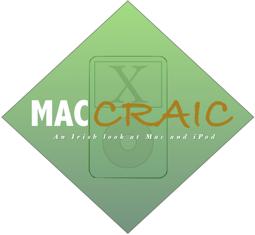 MacCraic Episode 34 - I'm a Mac