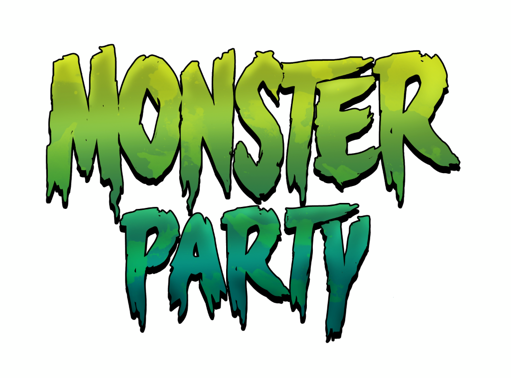 Monster Party logo