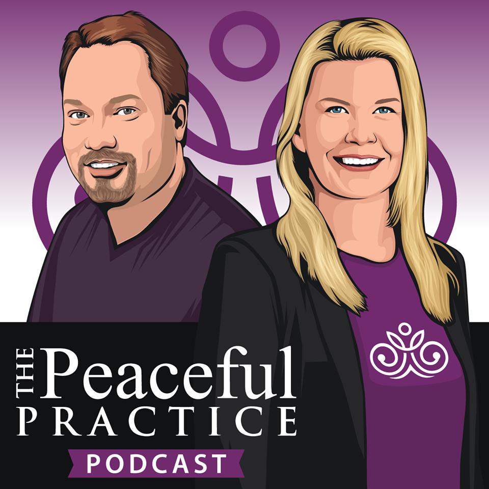 The Peaceful Practice show art