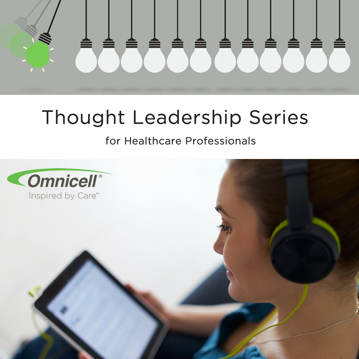 Healthcare Thought Leadership Series | Podcast Channel show art