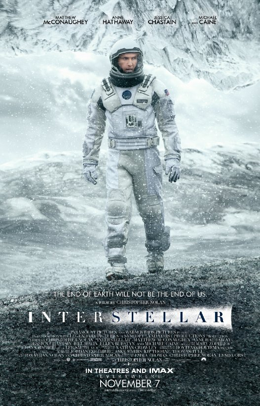 Ep. 62 - Interstellar (The Happening vs. After Earth)
