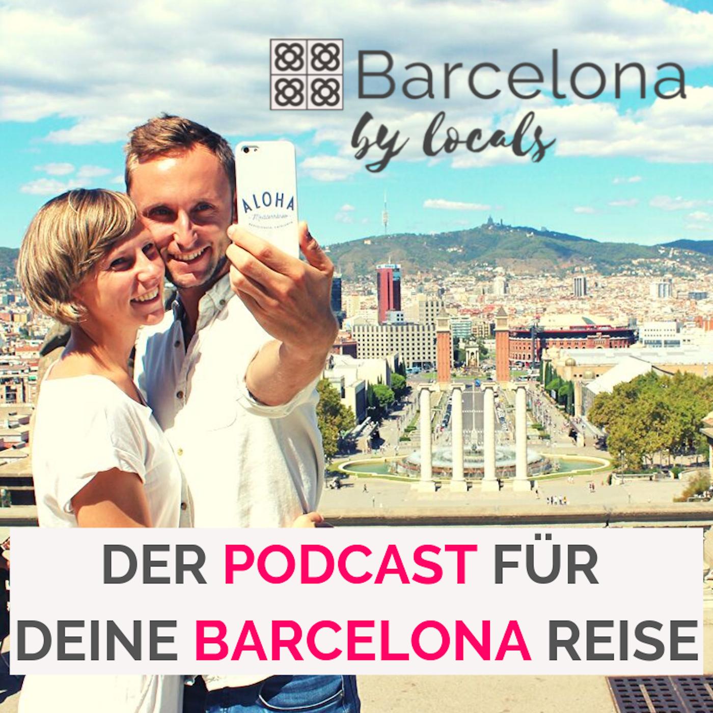 Barcelona by locals - Der Podcast für deine Barcelona Reise show art