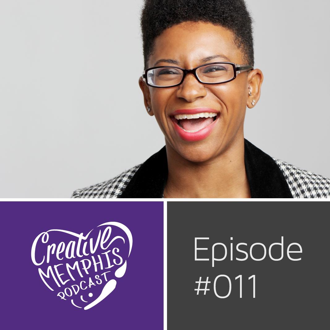 Episode #011: Dr. Zandria Robinson, author and ethnographer