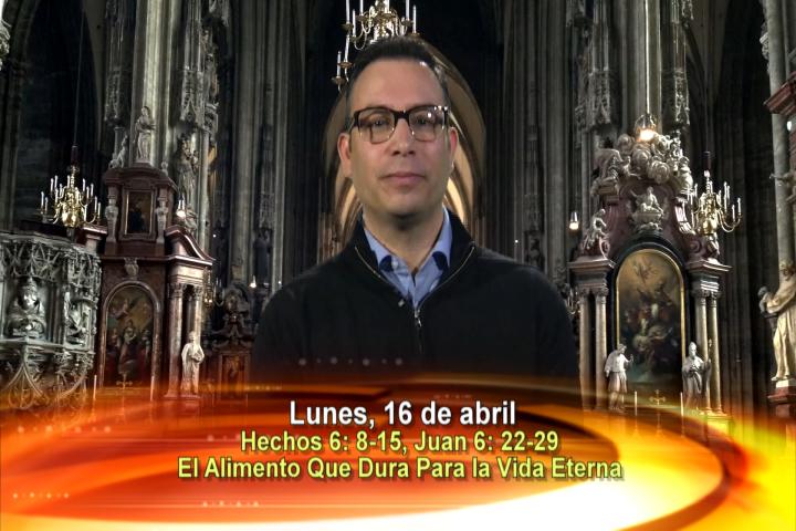 Artwork for Dios te Habla con Elder Samaniego; Tema el hoy: El Alimento Que Dura Para La Vida Eterna