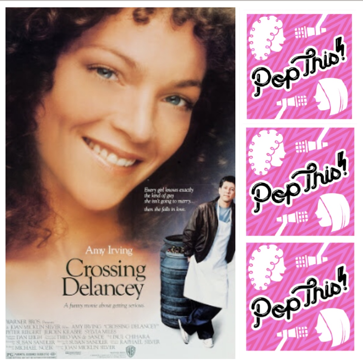 Pop This! Podcast Episode 267: Crossing Delancey