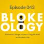 Artwork for Episode 043: Vybarr Cregan-Reid on Primate Change and Modern Life